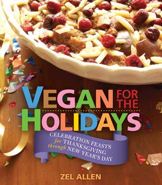 Vegan for the Holidays cover