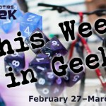 This Week in Geek 2-27-17