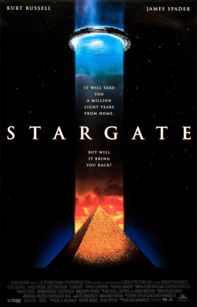 Stargate theatrical poster