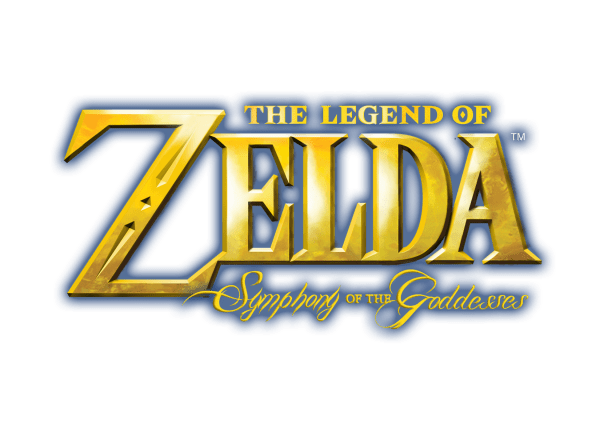 Zelda Symphony of the Goddess Logo