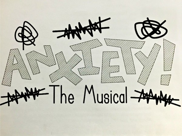 Anxiety! The Musical logo