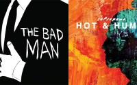 The Bad Man and SofCapone album covers