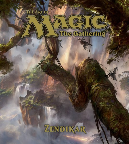 The Art of Magic: The Gathering—Zendikar