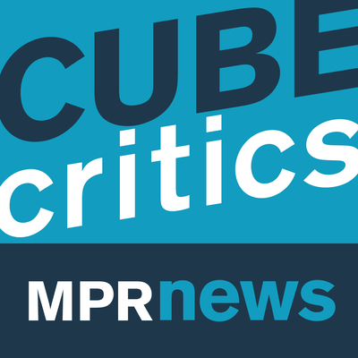 Promotional tile for Cube Critics podcast.