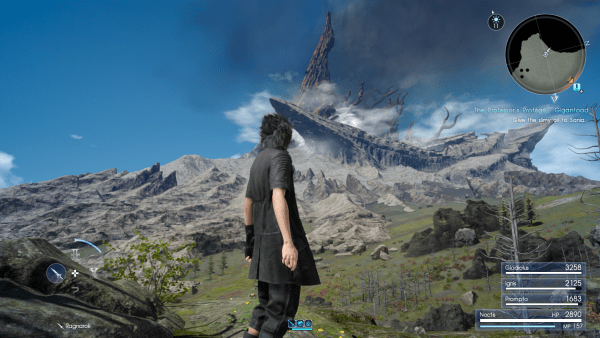 The Expanding Final Fantasy XV Universe