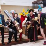 One Piece cosplayers
