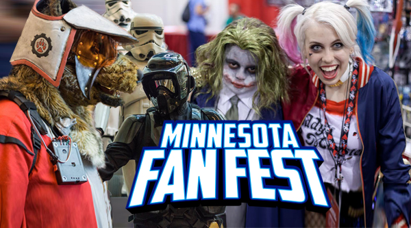 Miinnesota Fan Fest header