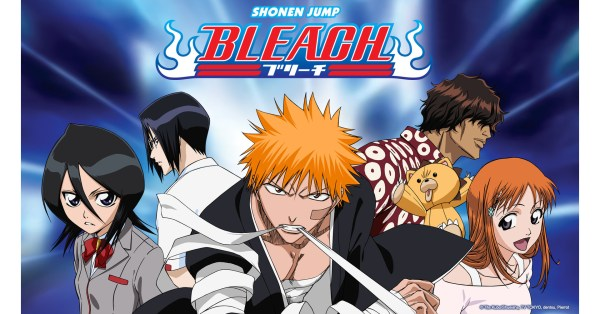 Bleach promotional poster