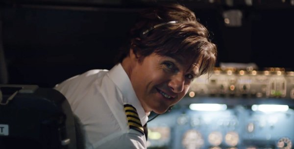 Tom Cruise as Barry