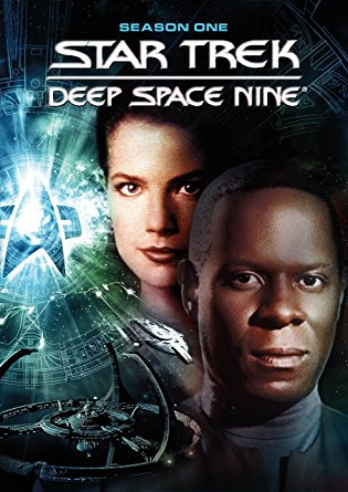 Star Trek: Deep Space Nine season 1 cover