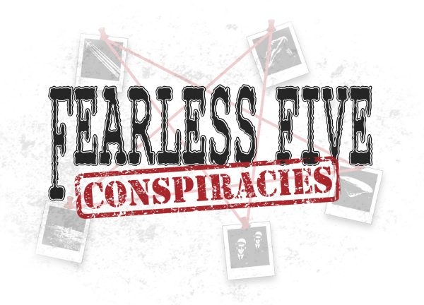 Fearless Five: Conspiracies logo