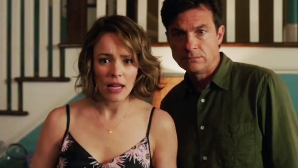 Rachel McAdams and Jason Bateman in Game Night