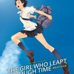 Film cover of The Girl Who Leapt through Time