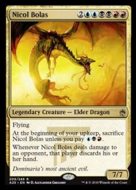 Nicol Bolas card preview