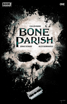 Bone Parish #1 cover
