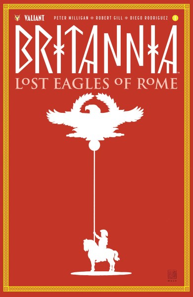 Lost Eages of Rome cover