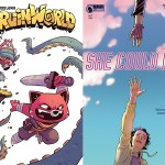 Comics for the week of July 11