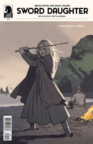 Sword Daughter Dark Horse Brian Wood Mack Chater