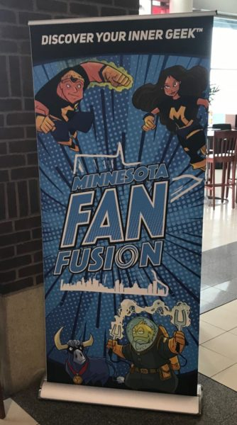 MN Fan Fusion Sign