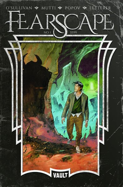 Cover of Fearscape #1