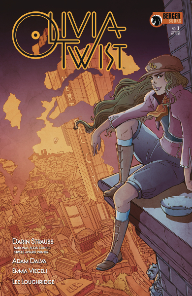 Cover of Olivia twist 1