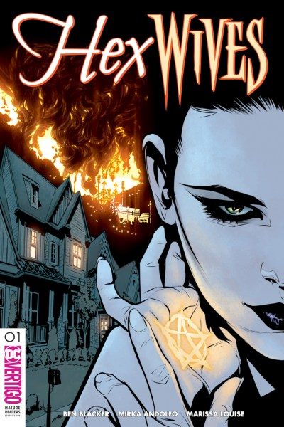 Cover of Hex Wives #1