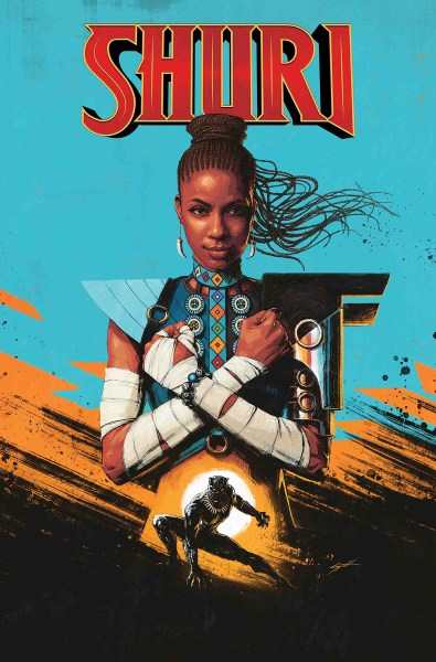 Cover of Shuri #1