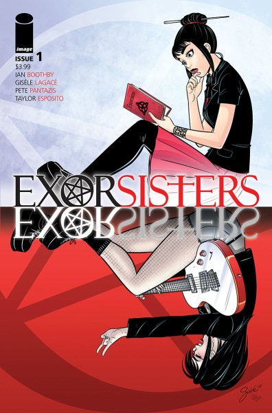 Cover of Exorsisters #1