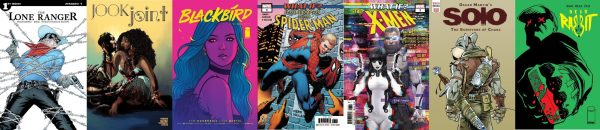Comics Featured the week of October 3