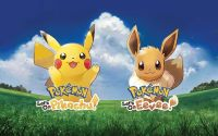Pokemon Let's Go gives you the option of beginning your adventure with either Eevee or Pikachu as your starting Pokemon depending on which version you choose.