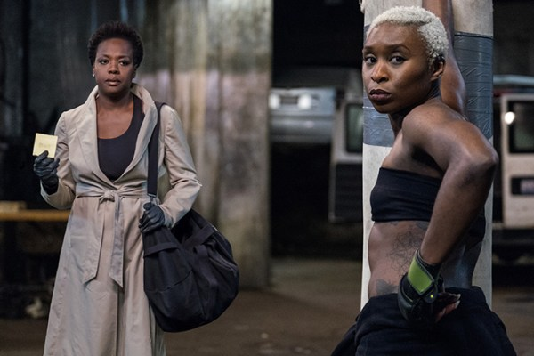 Viola Davis and Cynthia Erivo