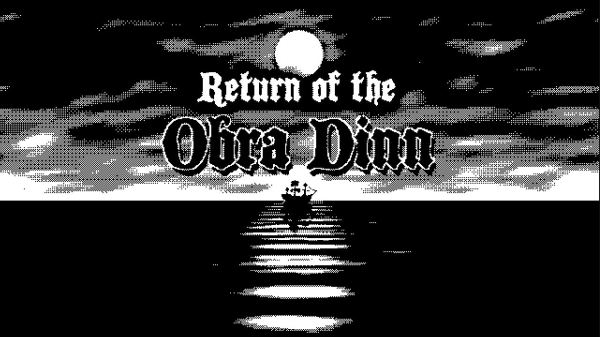 Return of the Obra Dinn logo