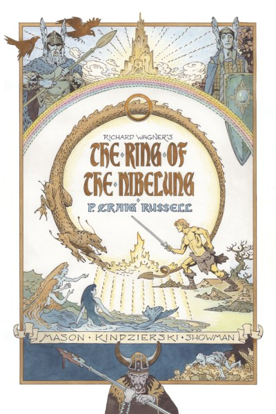 The Ring of the Nibelung cover