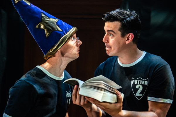 production photo from Potted Potter