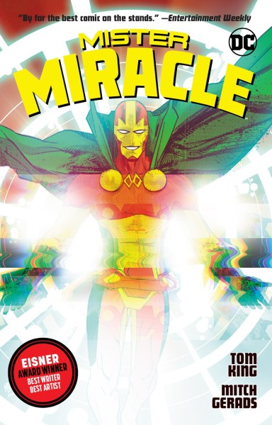 Cover of Mister Miracle