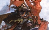 The cover of the Midgard Worldbook