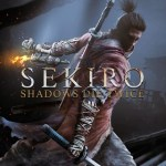 Western Box Art for Sekiro: Shadows Die Twice