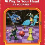 Cover of Top Ten Games You Can Play In Your Head, By Yourself