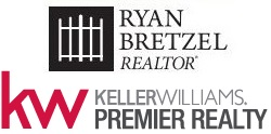 Ryan Bretzel - Keller Williams Premier Realty Logo