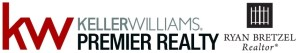 Logo for Ryan Bretzel, Realtor in MN & Western WI, Real Estate Agent at Keller Williams Premier Realty