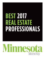 Best 2017 Real Estate Professionals Minnesota Monthly Logo