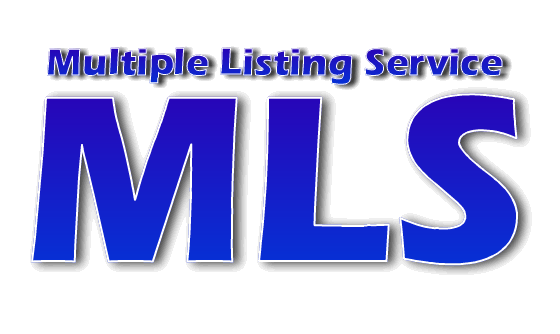 Text Image reads: Multiple Listing Service - MLS