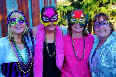 Join us for a Mardi Gras celebration