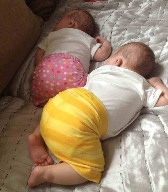 pregnant with identical twins