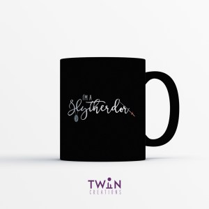 Slytherdor Mug Black Satin