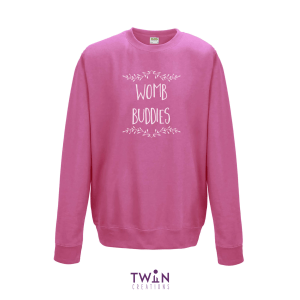 Womb Buddies Pink Jumper