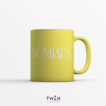 Wombies Yellow Mug