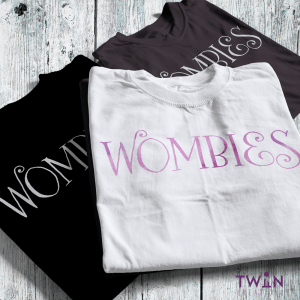 Wombies Ladies T-Shirts