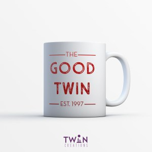 The Good Twin Mug White