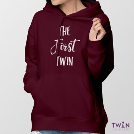First Twin Hoodie
